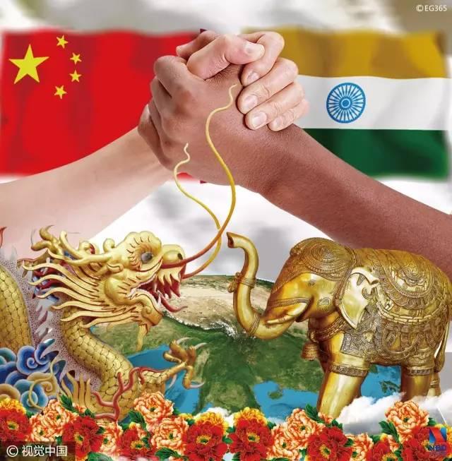 吓死宝宝了!印度人总结出中国怕印度的5大理由