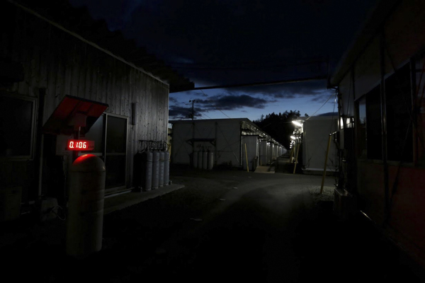 图忆|日本福岛核泄漏后的第六年,归乡之望与辐射之霾并存