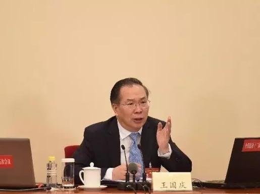 全国政协发言人王国庆:领导干部不要想着躲媒体
