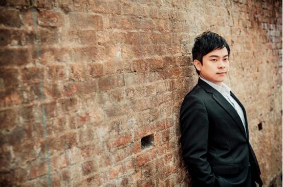 台湾年轻音乐人张穆庭担任民生党党主席。资料图