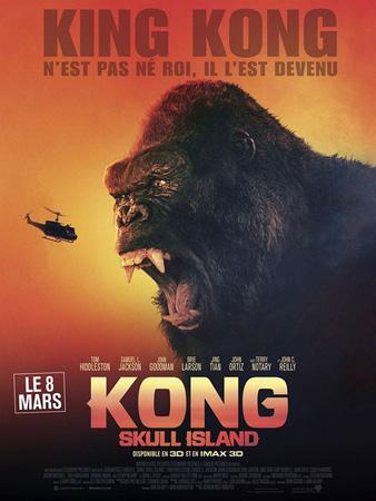 《金刚:骷髅岛》Kong: Skull Island