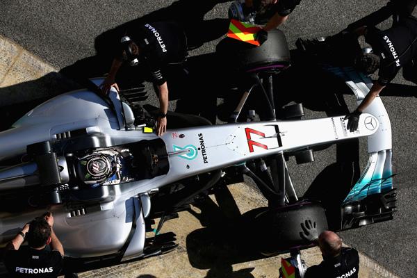 F1冬季测试已经全部结束。 文内图均来自视觉中国