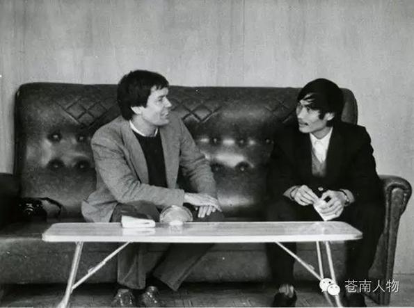 1987年3月, 德国《明镜周刊》记者史德安专程到温州苍南县金乡镇采访叶文贵。