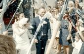 在法兰克福遇见一场婚礼