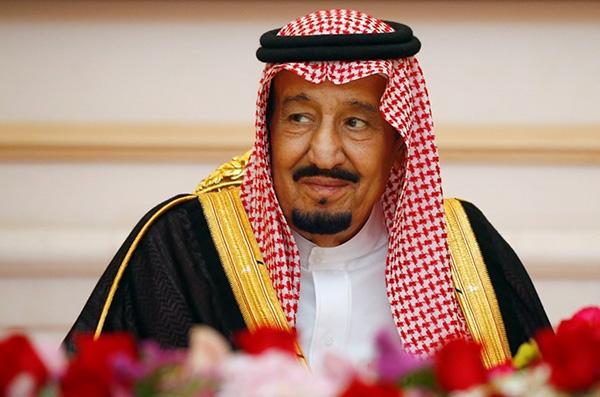 现年81岁的萨勒曼国王是在2015年继位的