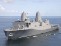 美军航母刚走 两栖登陆舰又进南海