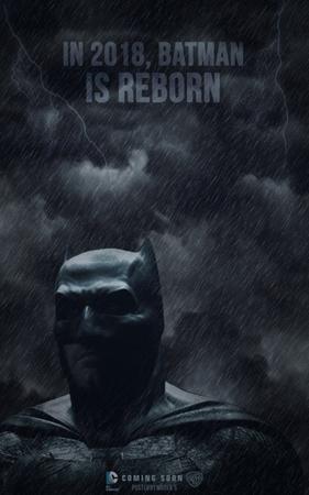 新版《蝙蝠侠》筹备进度放缓 2018年上映无望