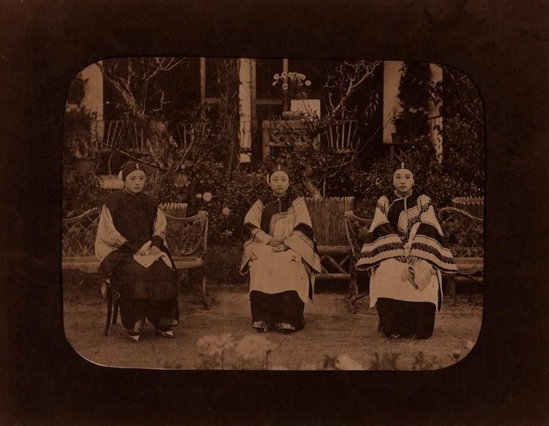 中国人150年表情肖像 看到20世纪80年代觉得美呆了