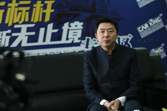 车王首席执行官李海超先生