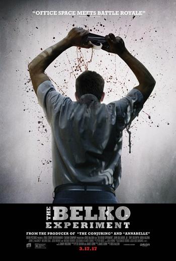 《贝尔科实验》