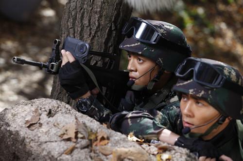 王紫逸《热血尖兵》演技突破 可塑性获嘉奖