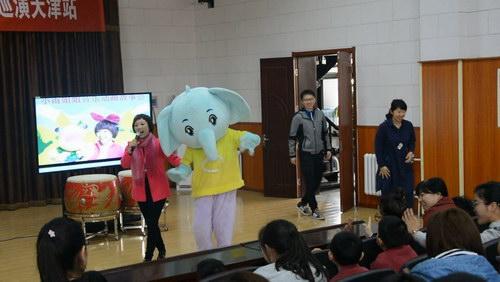 智象表演舞蹈