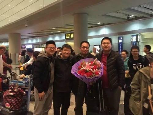 中国乘客埃航制服歹徒 现已回河南陪产
