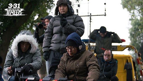 麦兆辉与潘耀明首次拍摄商业主旋律电影