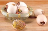 鸡蛋吃出花样,糯米蛋