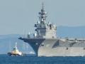 日本最大战舰将赴南海 曾臆想击沉辽宁舰