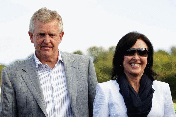 蒙哥马利与第二任妻子离婚案 涉及金额达500万