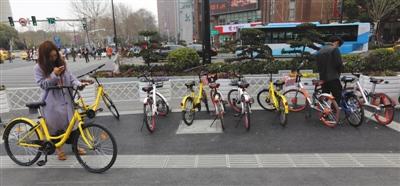 5家共享单车企业承诺:充值余额可退