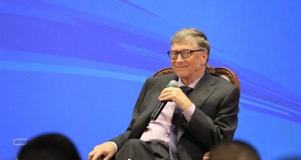 比尔・盖茨北大演讲:中国这四个领域引人瞩目