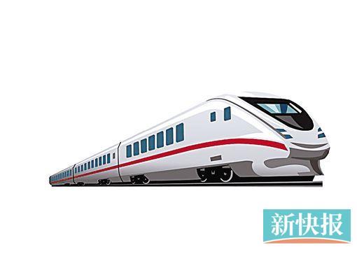 全国铁路下月调整运行图 深圳珠海首次互通动车组