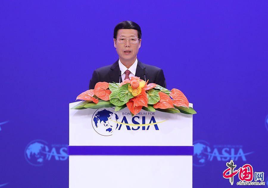 博鳌亚洲论坛2017年年会今日开幕(组图)
