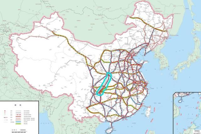 西安至重庆高铁线路之争 广安市长带队争取过境