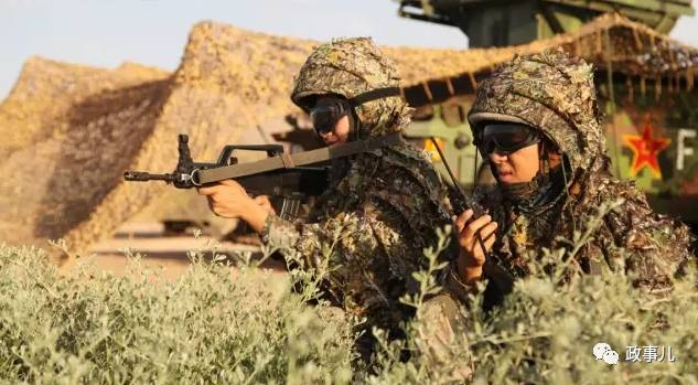为了抬导弹这群女兵必须增肥 有人3个月增30斤(图)