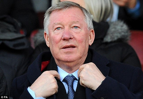 弗格森:赢欧联杯比争四机会大 曼联有些不走运