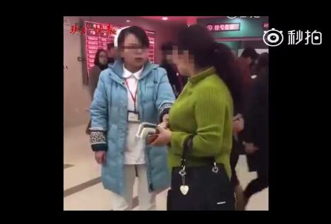"""南京""""侠女护士""""怒斥医托:病人都哭了你还骗人钱"""