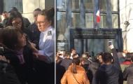 巴黎警察枪杀华人案细节曝光