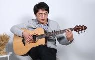 指弹吉他单曲教学《黄昏》