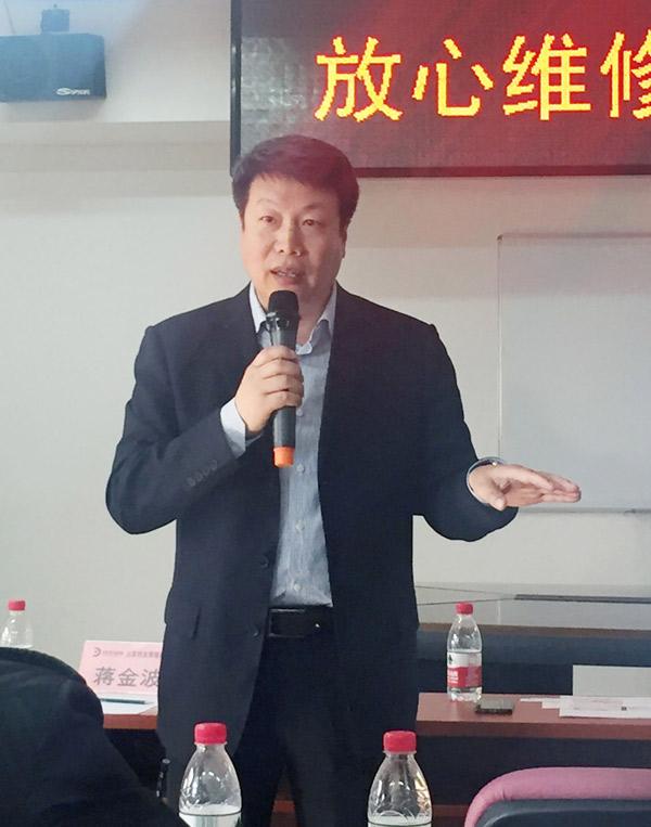 北京祥龙博瑞集团常务副总经理尹思正答记者问
