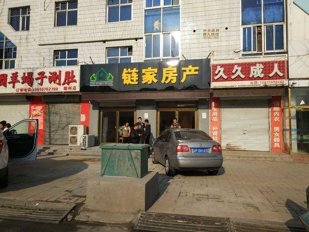 雄县一天新开两家中介 二手房单价8000多买不到