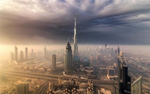 """迪拜新地标""""迪拜之框""""即将完工"""