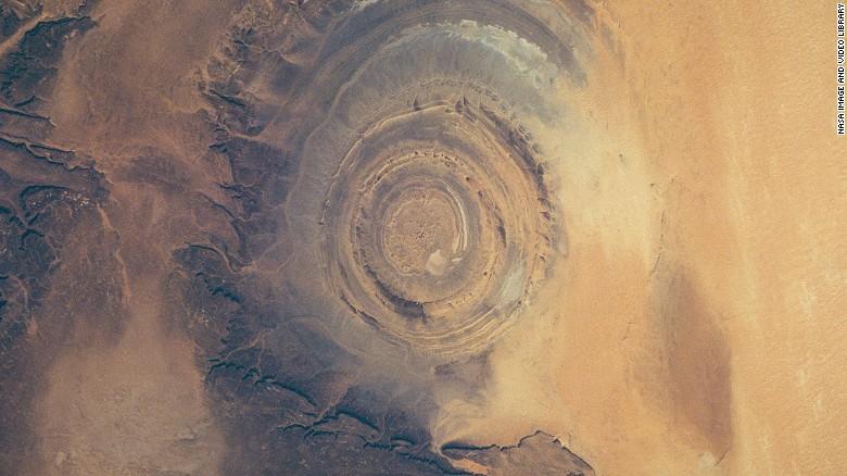 1993,毛里塔尼亚,撒哈拉沙漠理查特结构