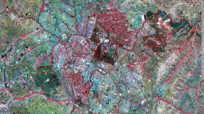 2016,马拉维首都利隆圭