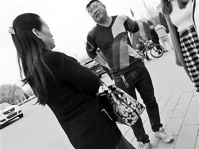 雄县一名男子自称有房,但不能过户只能签意向协议
