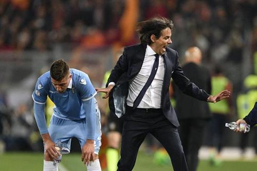 拉齐奥挺进意大利杯决赛