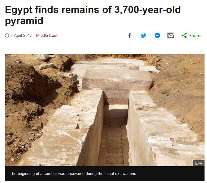 埃及备课距今3700年环节的金字塔体育或是遗址墓王后发现最重要的历史图片