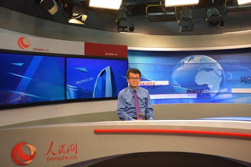 清华大学新闻与传播学院副院长、教育部青年长江学者特聘教授史安斌