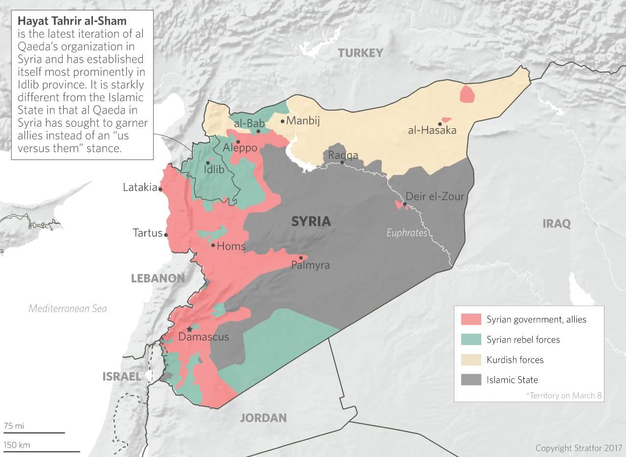 叙利亚局势再生变数:化武、空袭与无法到来的