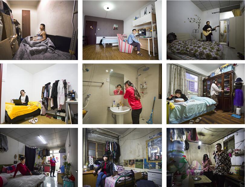 每年都有一部分人来到北京,又有一部分人离开北京。这些北漂一族们都说北京是大城市,是中国的首都,这里有好的发展前景,有好的就业机会,有川流不息的车辆,有金碧辉煌的建筑。他们带着美好的憧憬来到北京,开启了崭新的工作和生活,成为这座城市新鲜的劳动力。即使住房难,消费高,他们依然选择在这里完成梦想。图/视觉中国