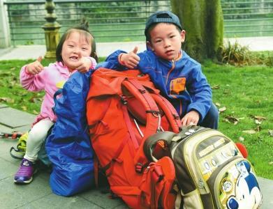 中国最小背包客