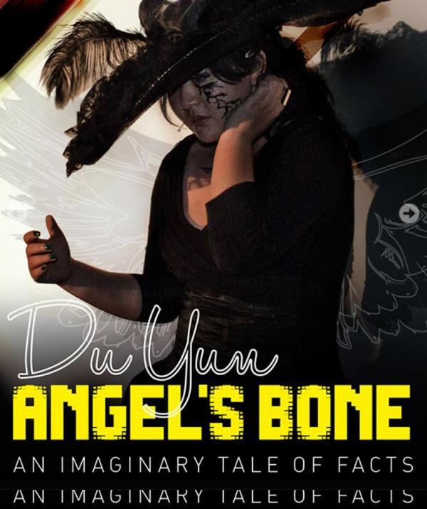 《天使之骨》海报