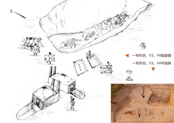 固镇瓷窑址考古遗存