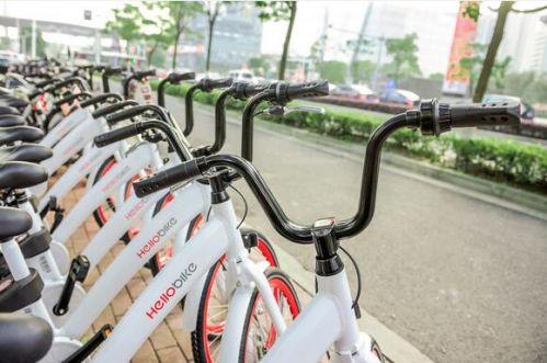 深耕二三线城市Hellobike借差异化搅局共享单车市场