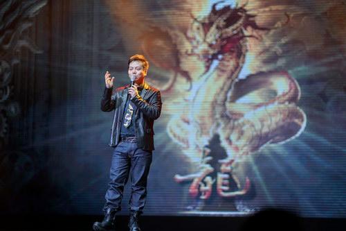缪时文化创始人,总制作人张志林