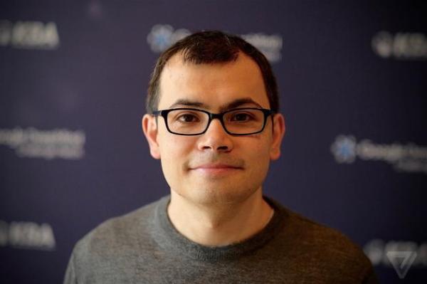 杰米斯哈萨比斯,Deep Mind创始人, AlphaGo之父。