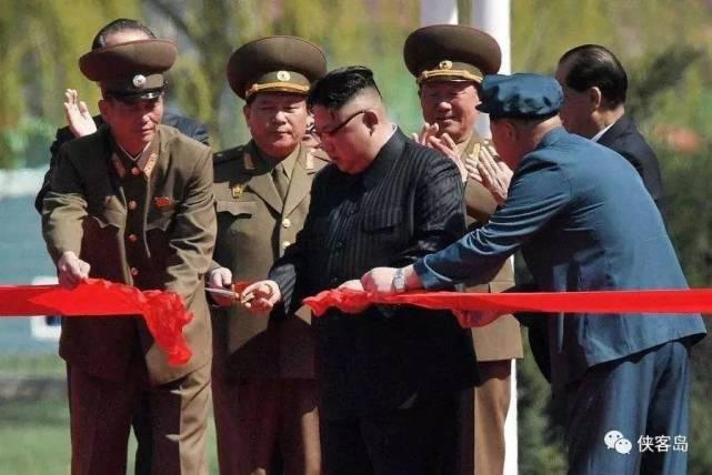 侠客岛:半岛的风声越来越紧了 朝鲜还有机会吗