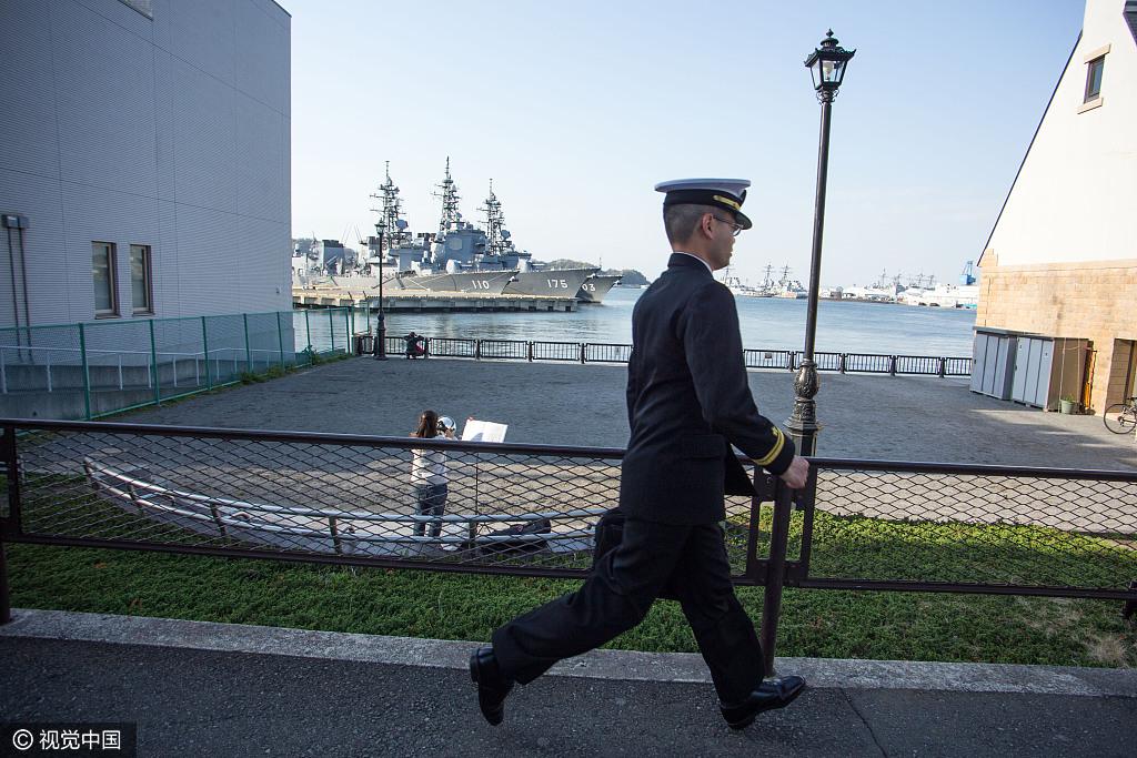 """美军""""里根号""""航母战斗群将抵朝鲜半岛周边"""